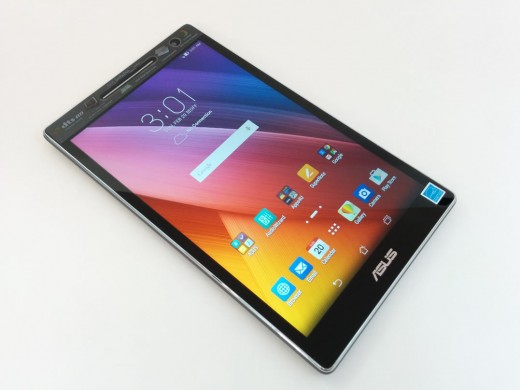 A $129 tablet that have a premium look.