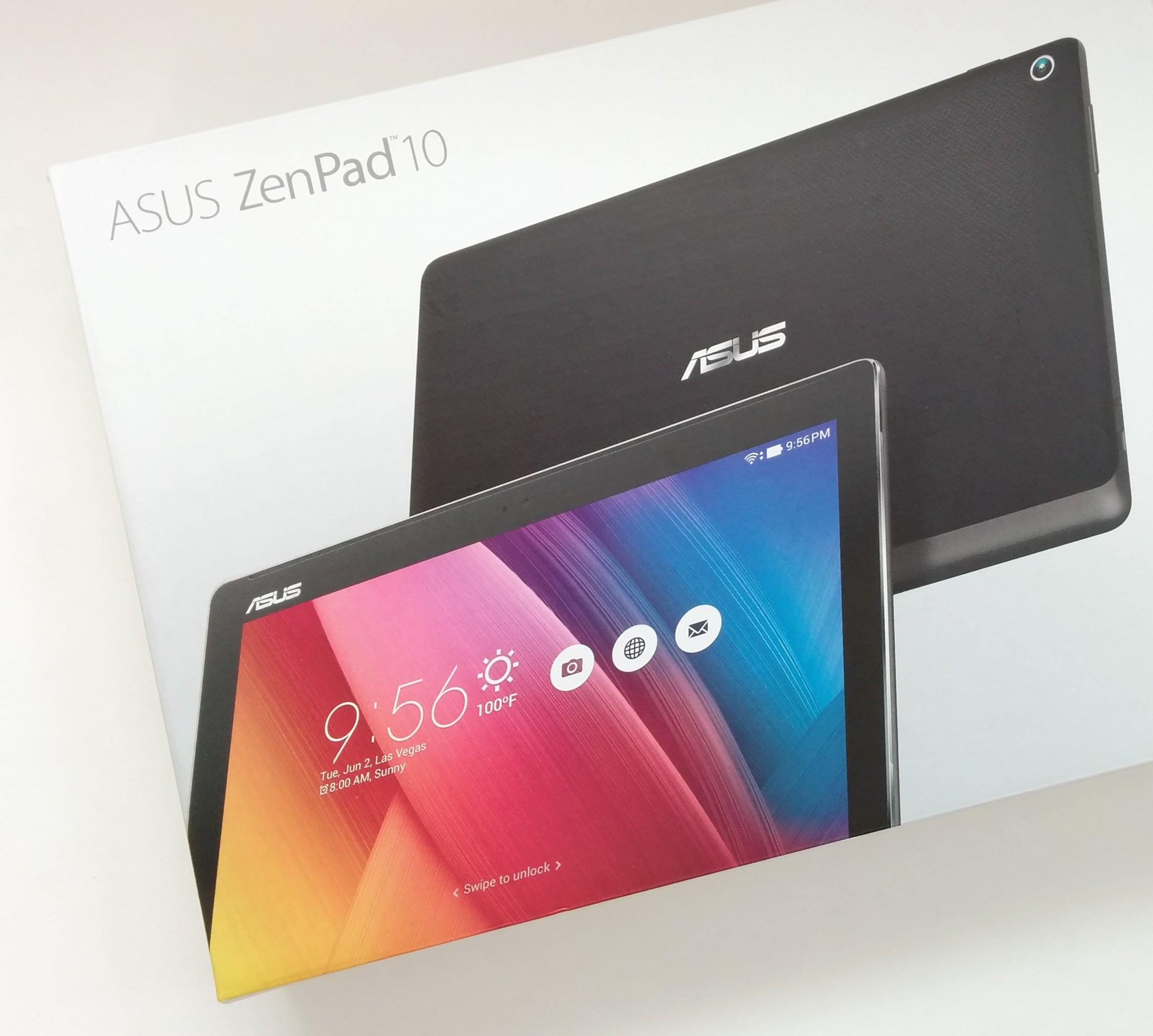 Asus ZenPad 10 (Z300C) Review